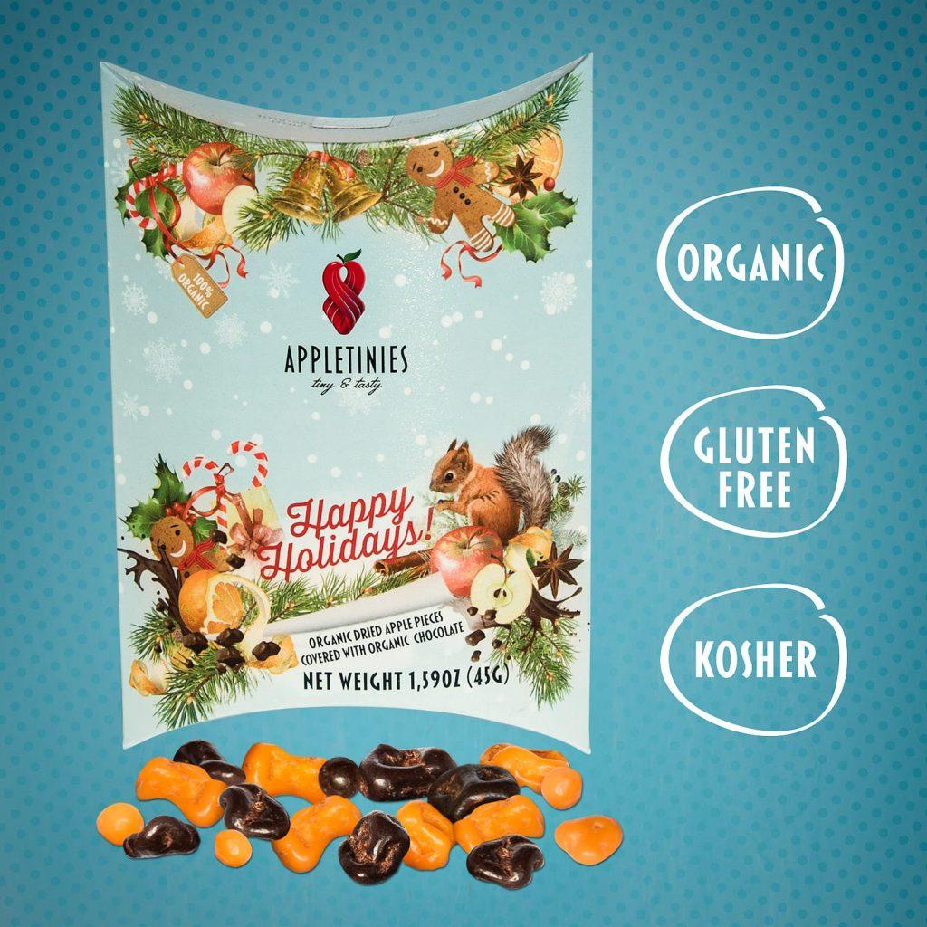 Cinnamon orange dark chocolate